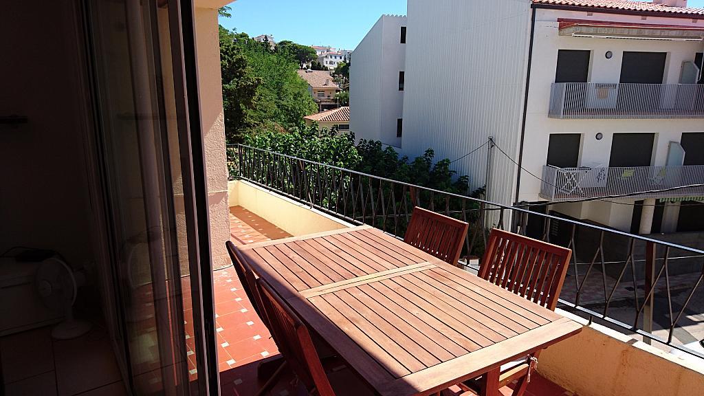 Terraza - Apartamento en venta en calle Vall de Sol, Llançà - 323956988