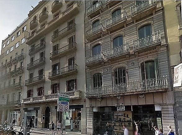 Fachada - Oficina en alquiler en calle Pelai, El Gótic en Barcelona - 304853989