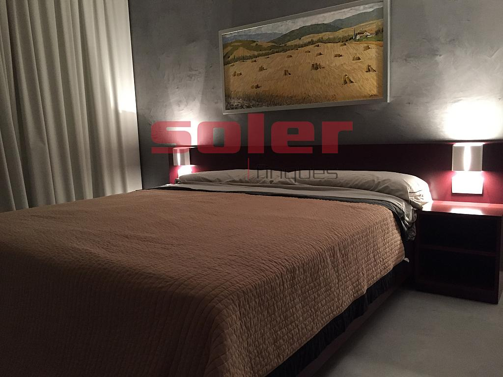 Dormitorio - Casa adosada en alquiler en calle Mozart, Centre en Sant Cugat del Vallès - 331312415