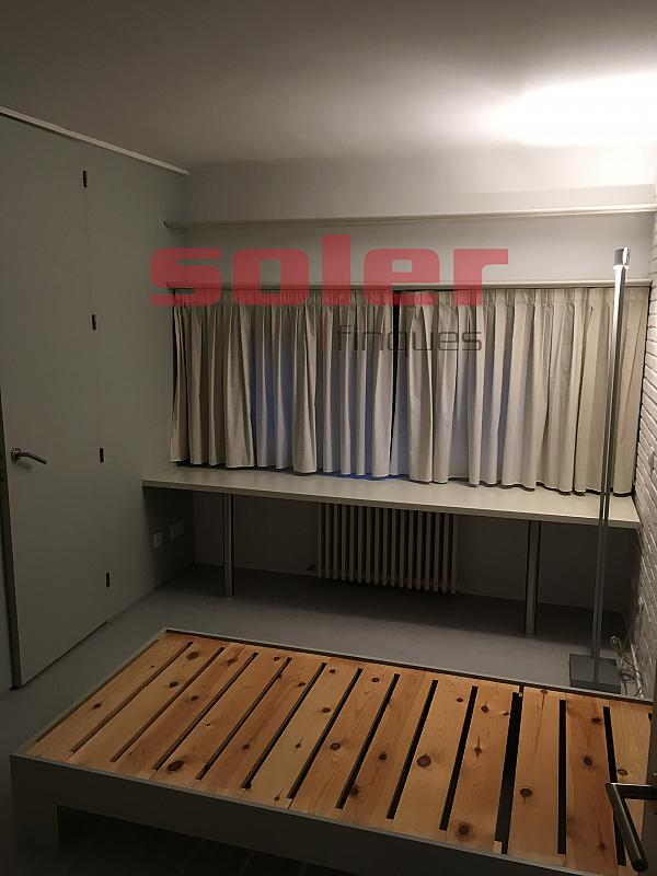 Dormitorio - Casa adosada en alquiler en calle Mozart, Centre en Sant Cugat del Vallès - 331312604