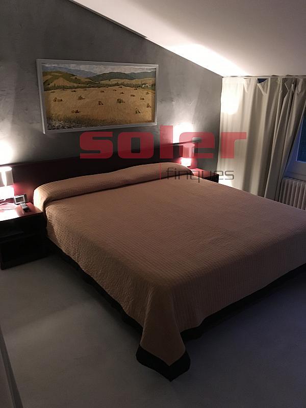 Dormitorio - Casa adosada en alquiler en calle Mozart, Centre en Sant Cugat del Vallès - 331312630