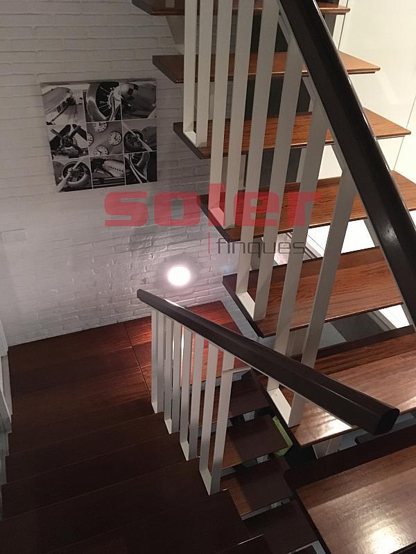 Salón - Casa adosada en alquiler en calle Mozart, Centre en Sant Cugat del Vallès - 331312647