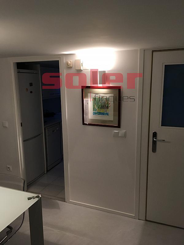 Salón - Casa adosada en alquiler en calle Mozart, Centre en Sant Cugat del Vallès - 331312657