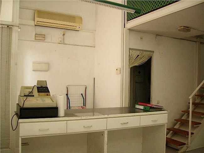 Local comercial en alquiler en Poble Nou-Zona Esportiva en Terrassa - 304022262