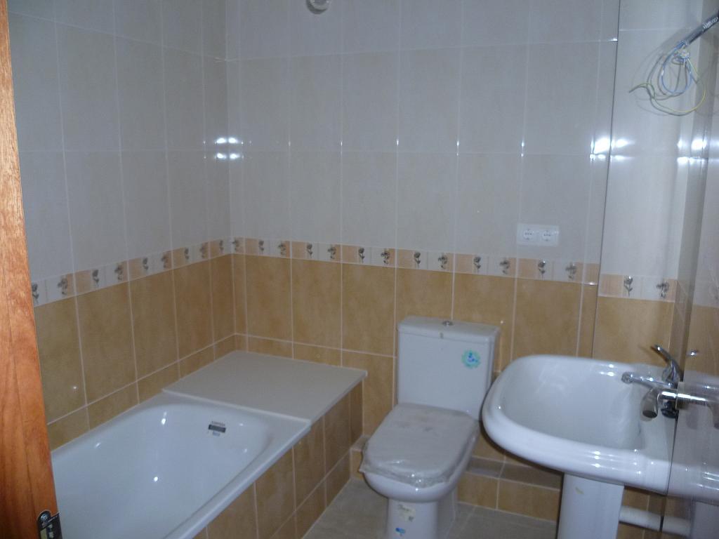 Baño - Piso en alquiler en calle Doctor Porta, Secuita, La - 204618648