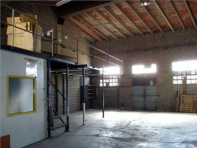 Nave industrial en alquiler en Sarrià de Ter - 275537622