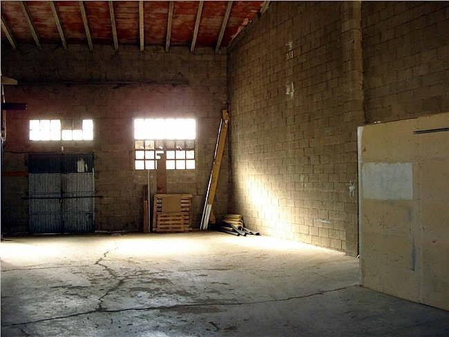 Nave industrial en alquiler en Sarrià de Ter - 275537625