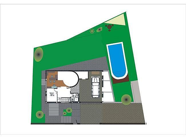 Casa en alquiler en Valldoreix en Sant Cugat del Vallès - 307728528