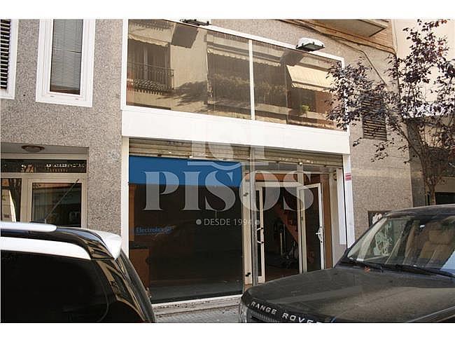 Local comercial en alquiler en Sant Cugat del Vallès - 321550206