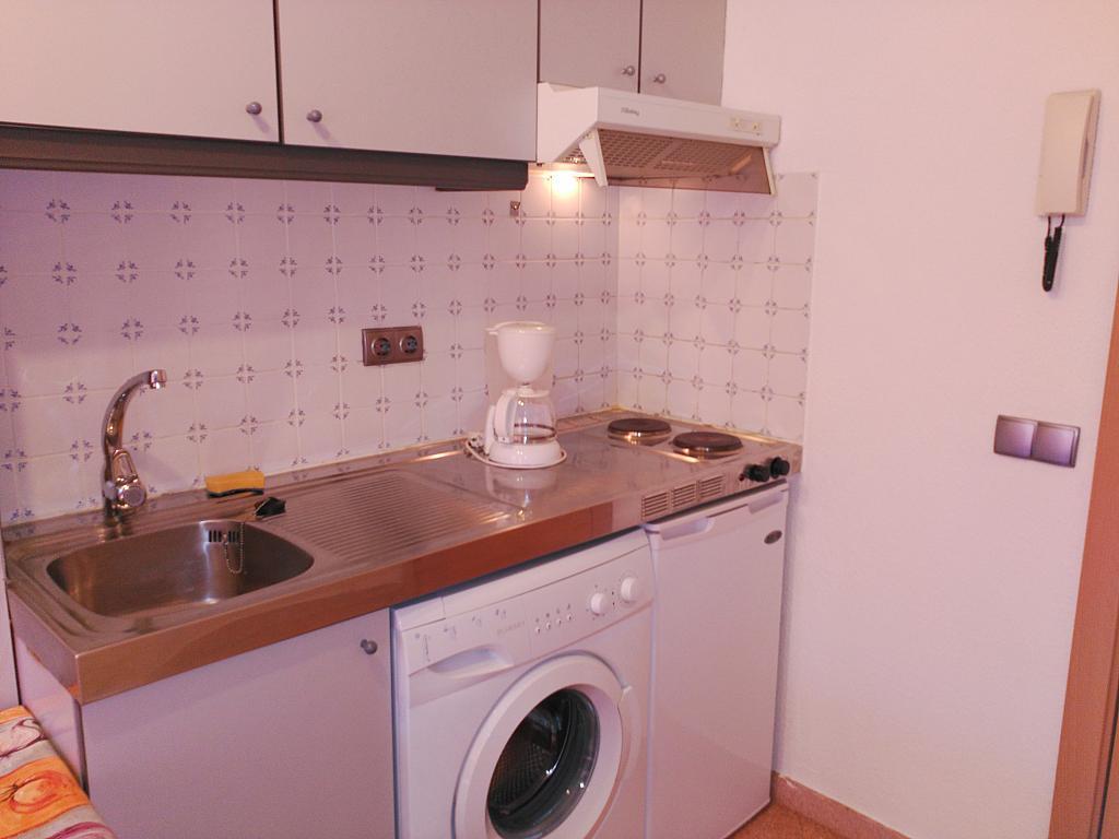 Apartamento en alquiler de temporada en calle Ramon y Cajal, Calella - 294033439