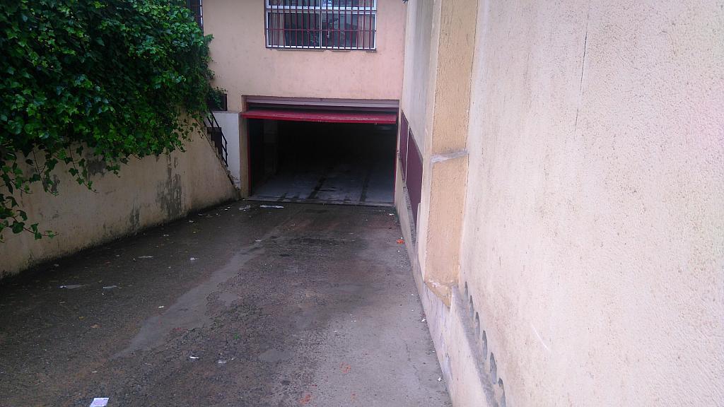 Parking en alquiler en calle Del Vallès, Poblenou en Pineda de Mar - 273887101