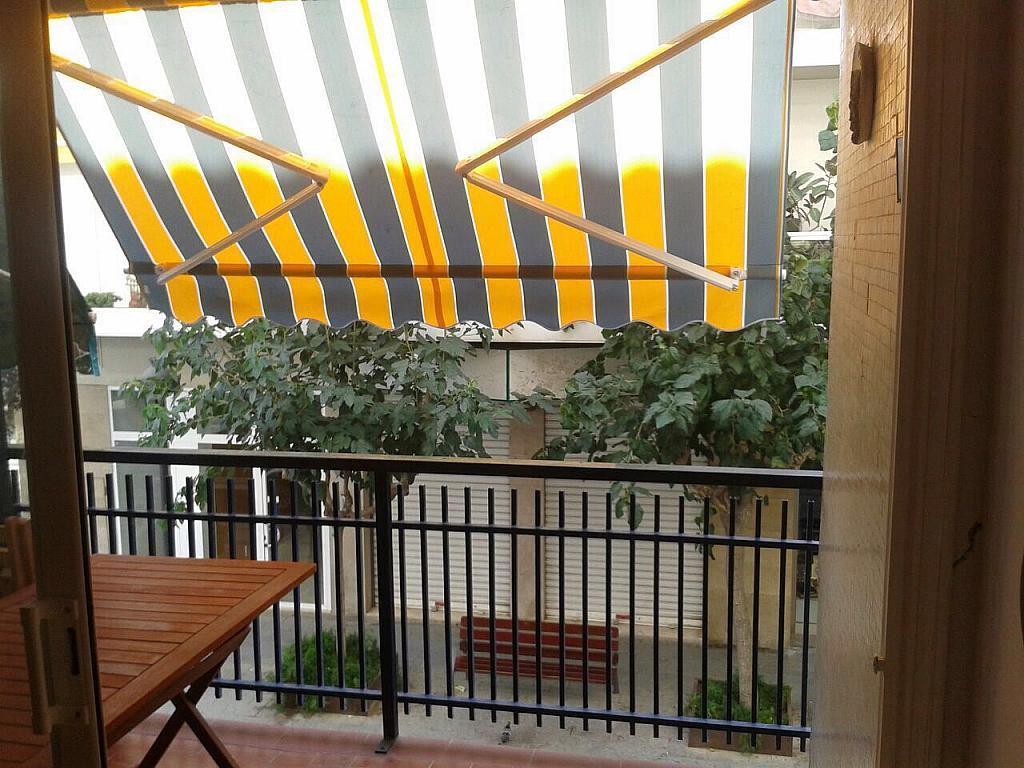 Piso en alquiler de temporada en calle Amadeu, Calella - 286281201