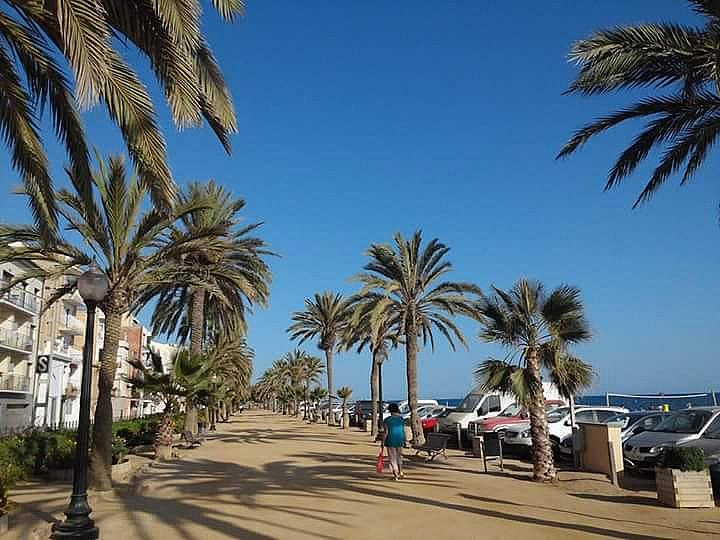 Piso en alquiler de temporada en calle Amadeu, Calella - 318046892