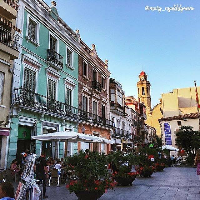 Piso en alquiler de temporada en calle Amadeu, Calella - 318046893