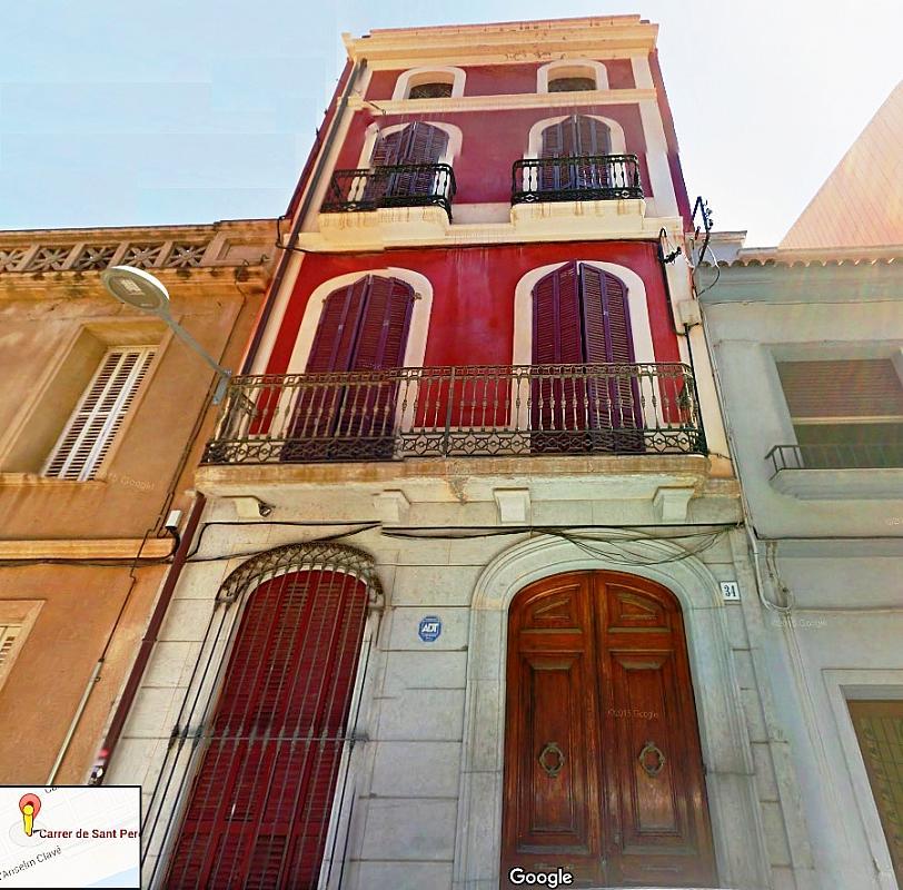 Casa en alquiler opción compra en calle Sant Pere, Calella - 323475255