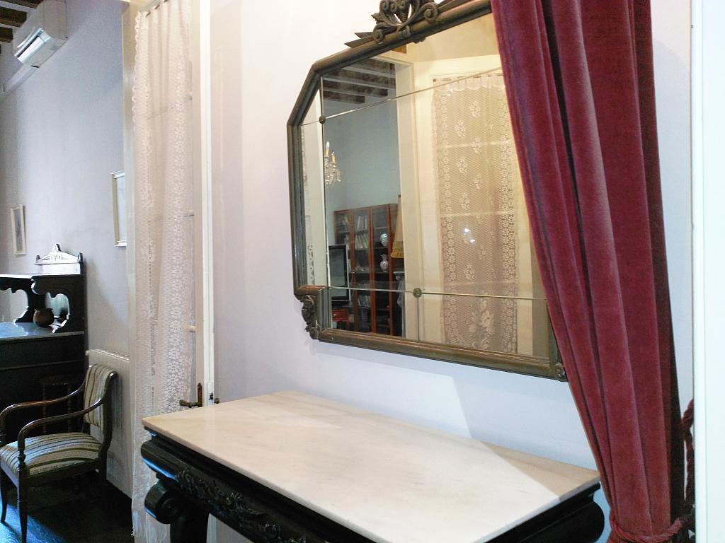 Casa en alquiler opción compra en calle Sant Pere, Calella - 323475414