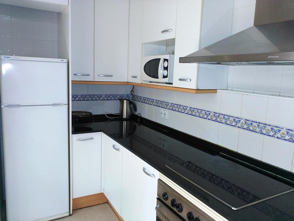 Casa en alquiler opción compra en calle Sant Pere, Calella - 323475423