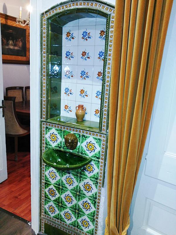 Casa en alquiler opción compra en calle Sant Pere, Calella - 323475448