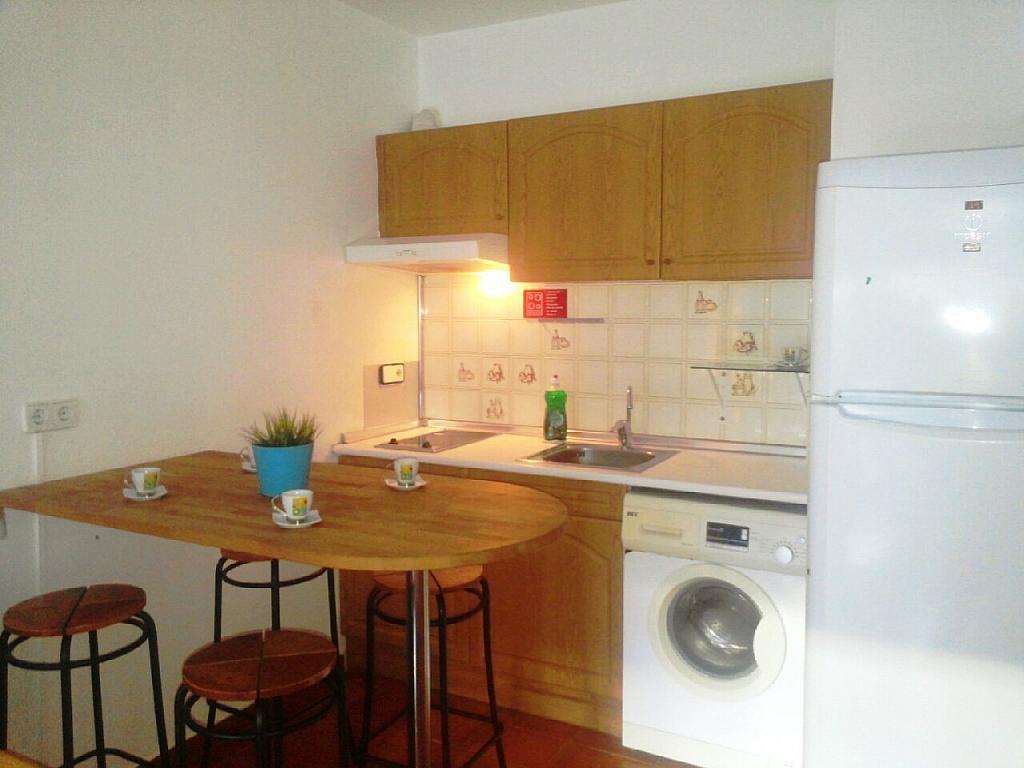 Estudio en alquiler en calle Sant Jaume, Calella - 328534002