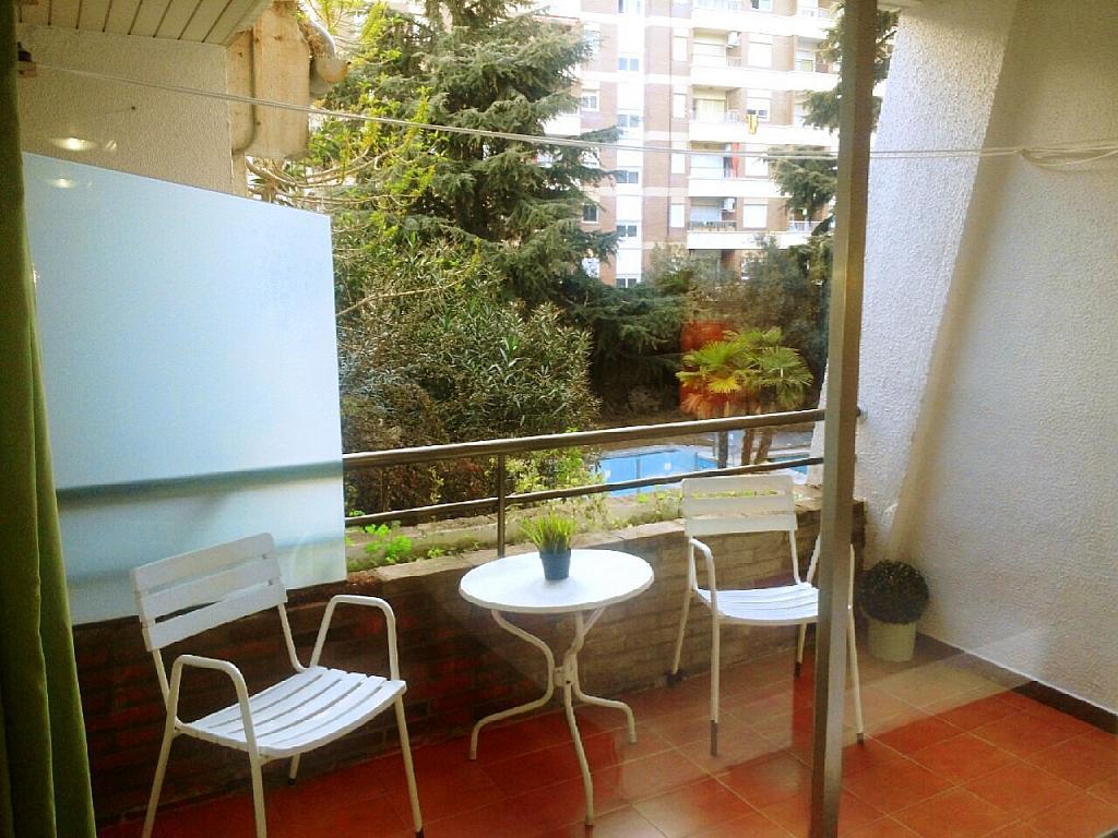 Estudio en alquiler en calle Sant Jaume, Calella - 328534008