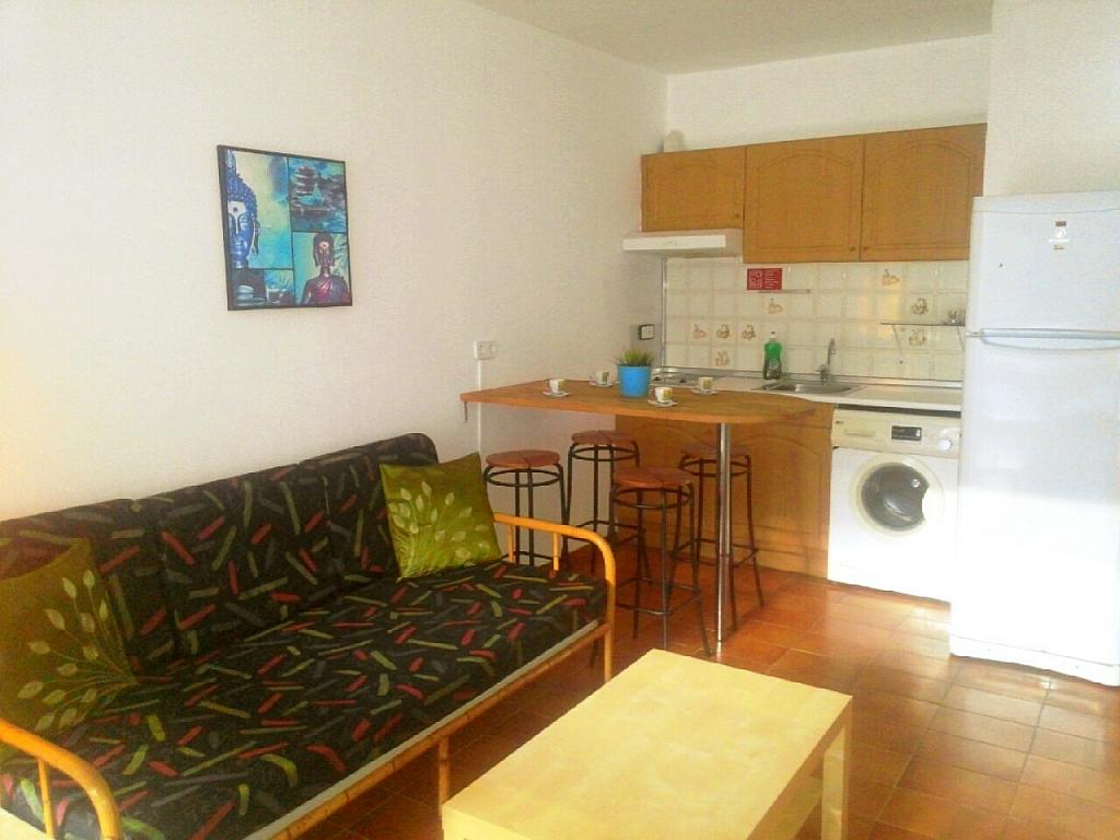 Estudio en alquiler en calle Sant Jaume, Calella - 328534012