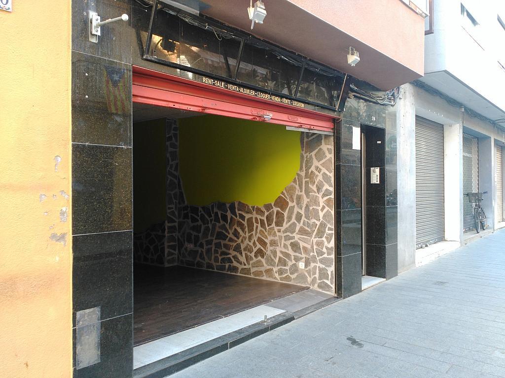Local comercial en alquiler en calle Jovara, Calella - 317161921