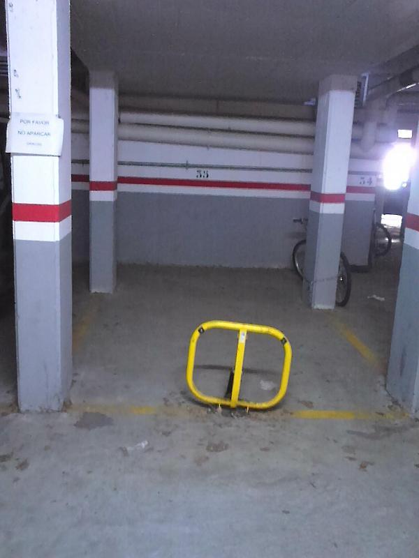 Parking en alquiler en calle Cannetum, Canet de Mar - 199163533