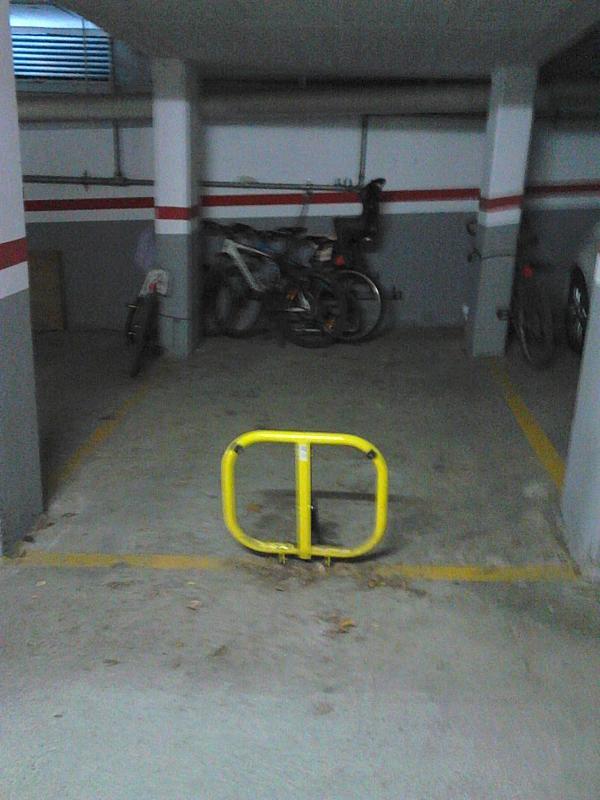 Parking en alquiler en calle Cannetum, Canet de Mar - 199163537