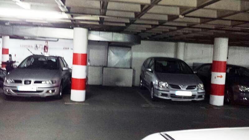 Parking en alquiler en calle Monturiol, Calella - 373181840