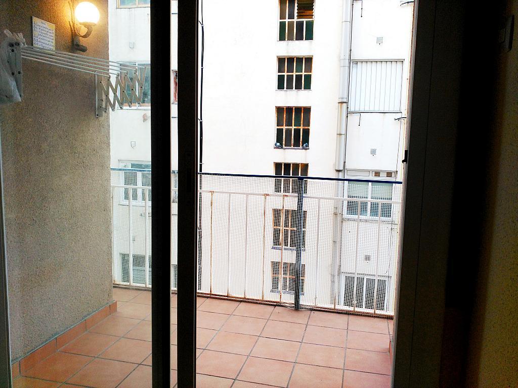 Piso en alquiler opción compra en calle Sant Jaume, Calella - 336724432
