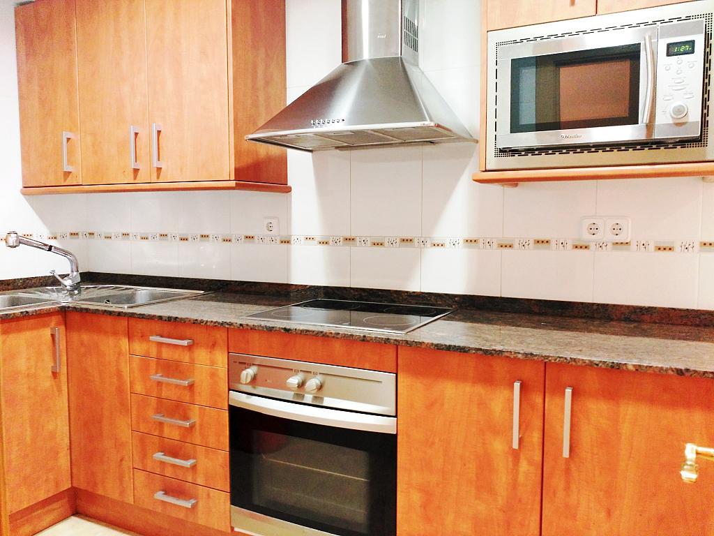 Piso en alquiler opción compra en calle Sant Jaume, Calella - 336724960