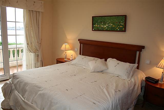 Dormitorio - Chalet en alquiler de temporada en urbanización Zona Son Oleo, Ciutadella de Menorca - 195692406