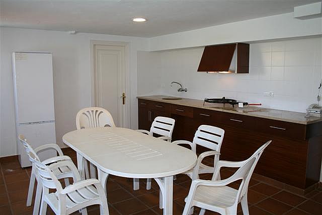 Detalles - Chalet en alquiler de temporada en urbanización Zona Son Oleo, Ciutadella de Menorca - 195692413