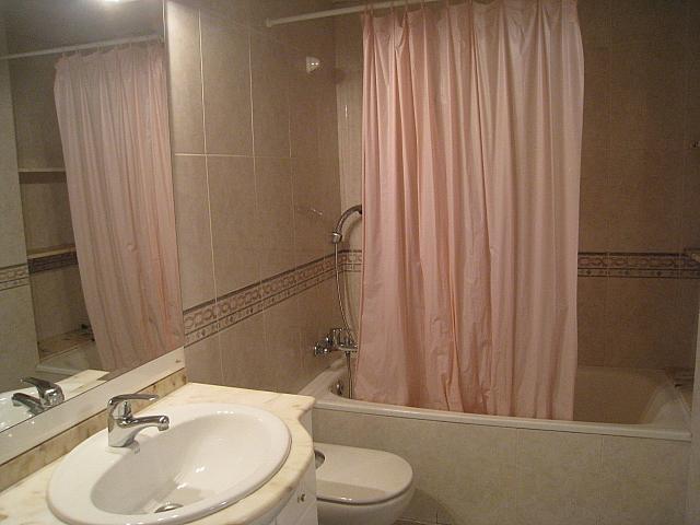 Baño - Apartamento en alquiler en calle Roser, Igualada - 314908785