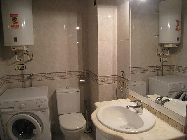 Baño - Apartamento en alquiler en calle Roser, Igualada - 314908787