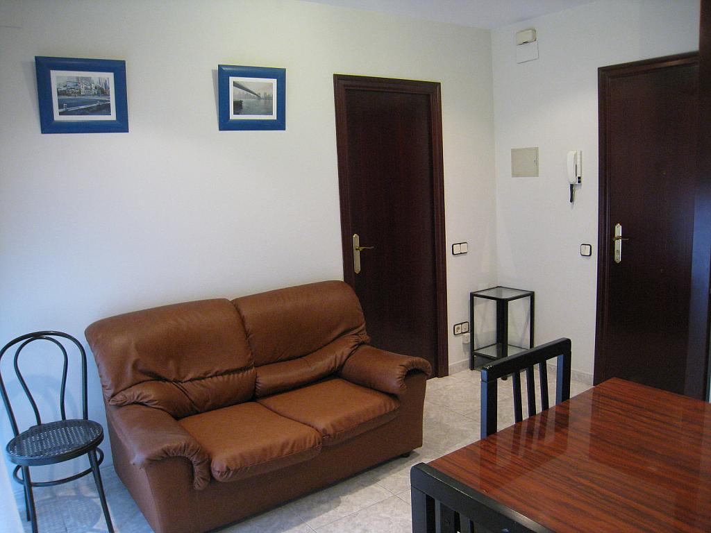 Salón - Apartamento en alquiler en calle Roser, Igualada - 314908793