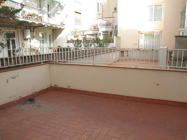 Terraza - Apartamento en alquiler en calle Roser, Igualada - 333126030
