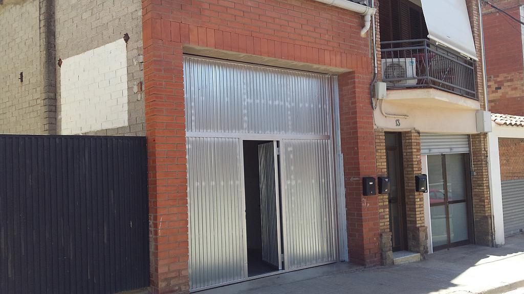 Fachada - Local en alquiler en calle Doctor Rutllan, Masquefa Pueblo en Masquefa - 295368732