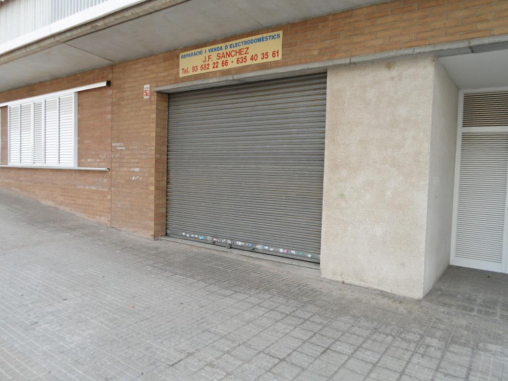 Fachada - Local comercial en alquiler en calle Vallés, Sant Andreu de la Barca - 281131023