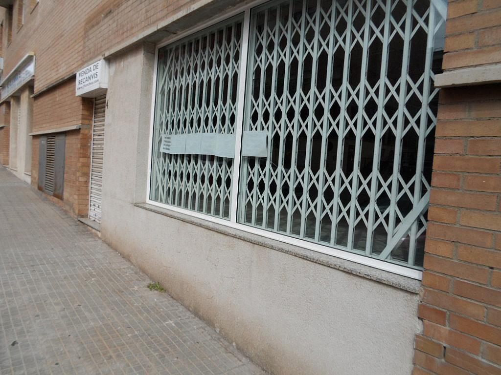 Fachada - Local comercial en alquiler en calle Vallés, Sant Andreu de la Barca - 281131027