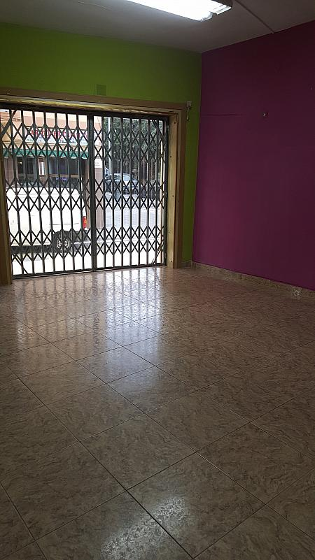 Fachada - Local comercial en alquiler en calle Catalunya, Zona Catalunya en Sant Andreu de la Barca - 330136938