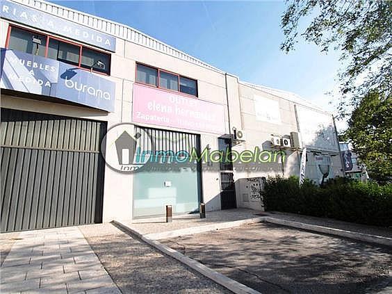 Nave en alquiler en Rozas de Madrid (Las) - 326174502