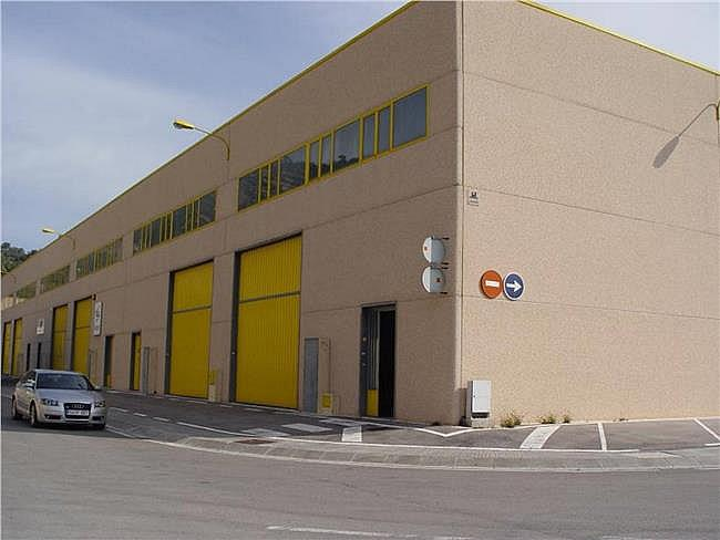 Nave industrial en alquiler en Monistrol de Montserrat - 316603206