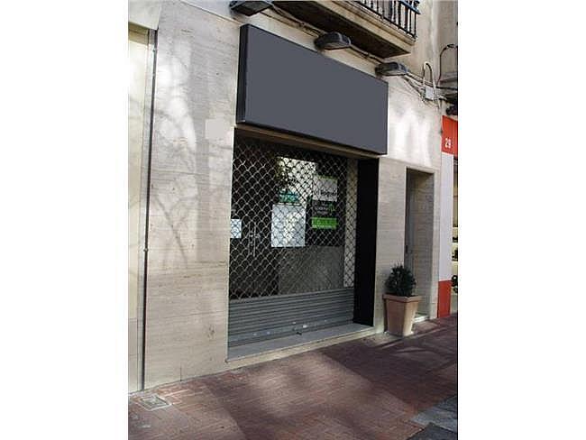 Local comercial en alquiler en calle Raval de Montserrat, Barri del Centre en Terrassa - 304205689