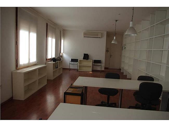 Despacho en alquiler en calle Jaume Cantarer, Barri del Centre en Terrassa - 304207351