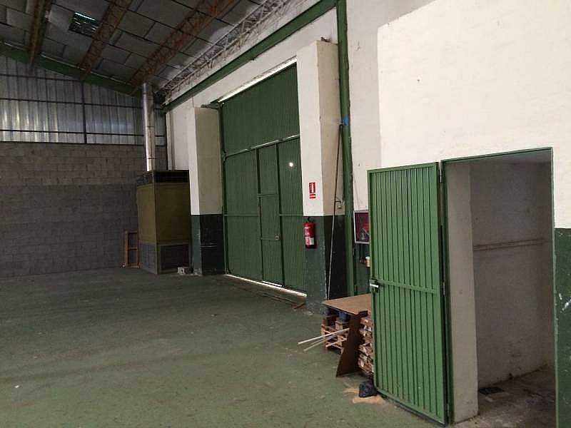 Foto - Nave industrial en alquiler en calle Montalvo, Salamanca - 303483353