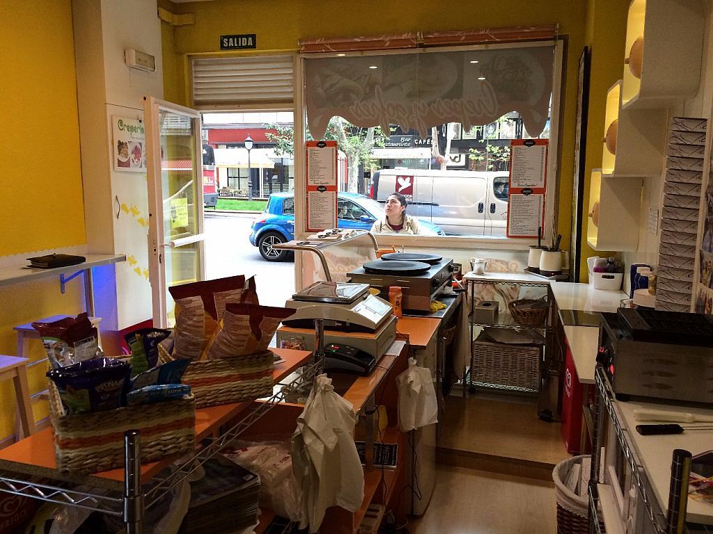 Foto - Local comercial en alquiler en calle Salesas, Salesas en Salamanca - 303995203