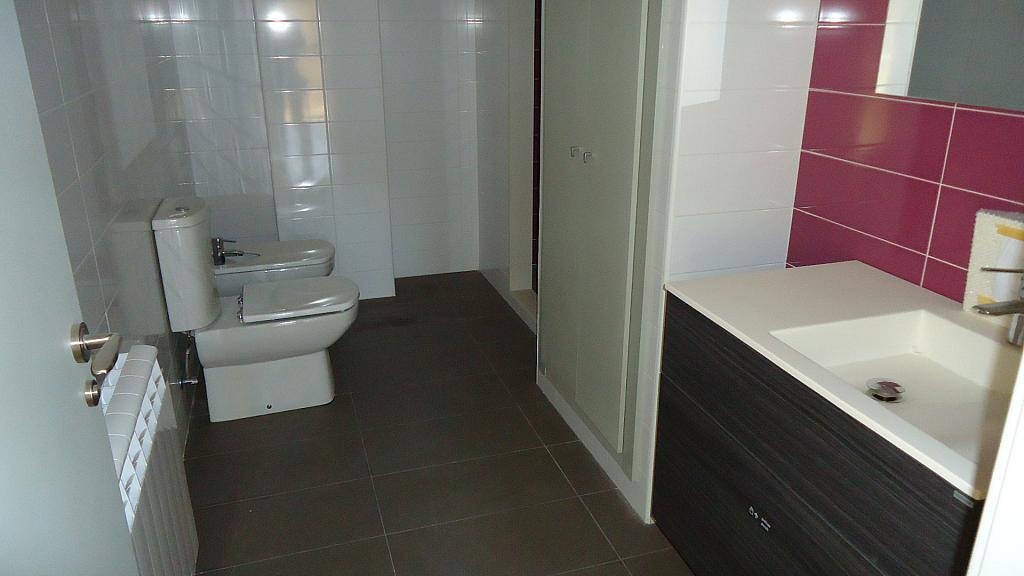 Baño - Apartamento en venta en calle Nou, Universitat en Lleida - 293616536
