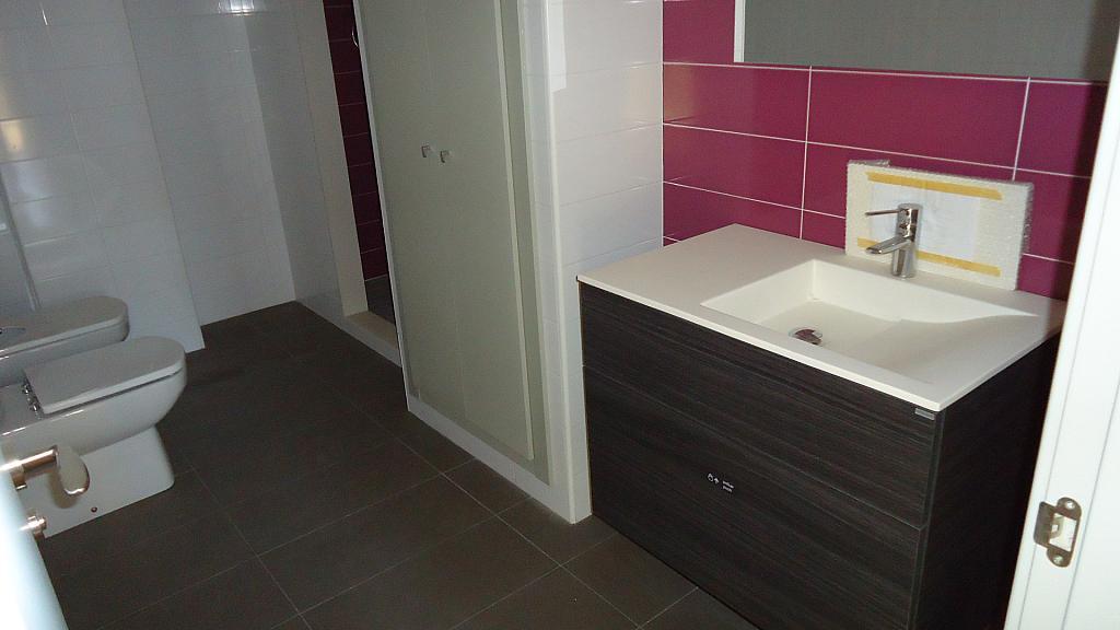Baño - Apartamento en venta en calle Nou, Universitat en Lleida - 293616539
