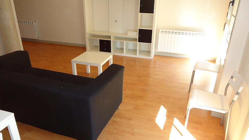 Salón - Apartamento en venta en calle Nou, Universitat en Lleida - 304353443